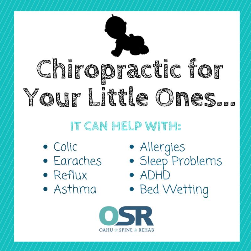 Children And Chiropractic