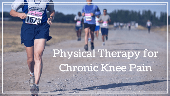 Physical Therapy for Chronic Knee Pain