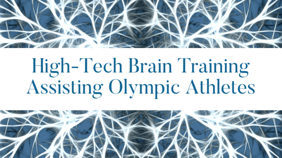 High-Tech Brain Training Assisting Olympic Athletes