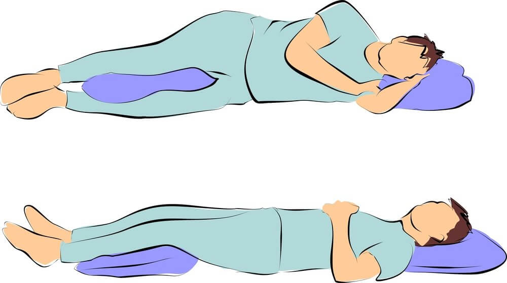http://www.businessinsider.com/best-sleeping-positions-for-health-2014-3