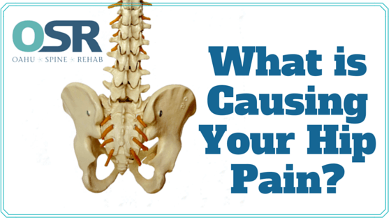 What is Causing Your Hip Pain kailua