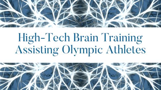 High-Tech Brain Training Assisting Olympic Athletes