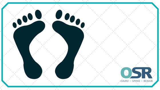 foot pain kailua