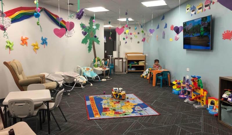 Childcare OSR